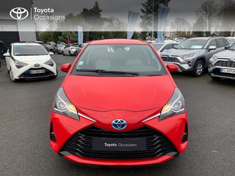 Photo 29 de l'offre de TOYOTA Yaris 100h France 5p à 12980€ chez Altis - Toyota Vannes