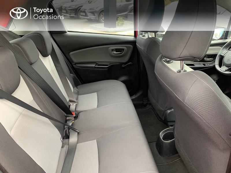 Photo 7 de l'offre de TOYOTA Yaris 100h France 5p à 12980€ chez Altis - Toyota Vannes