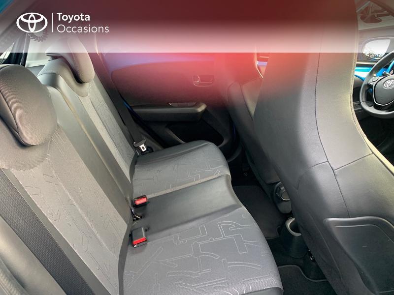 Photo 7 de l'offre de TOYOTA Aygo 1.0 VVT-i 69ch x-wave 2 5p à 8980€ chez Altis - Toyota Vannes