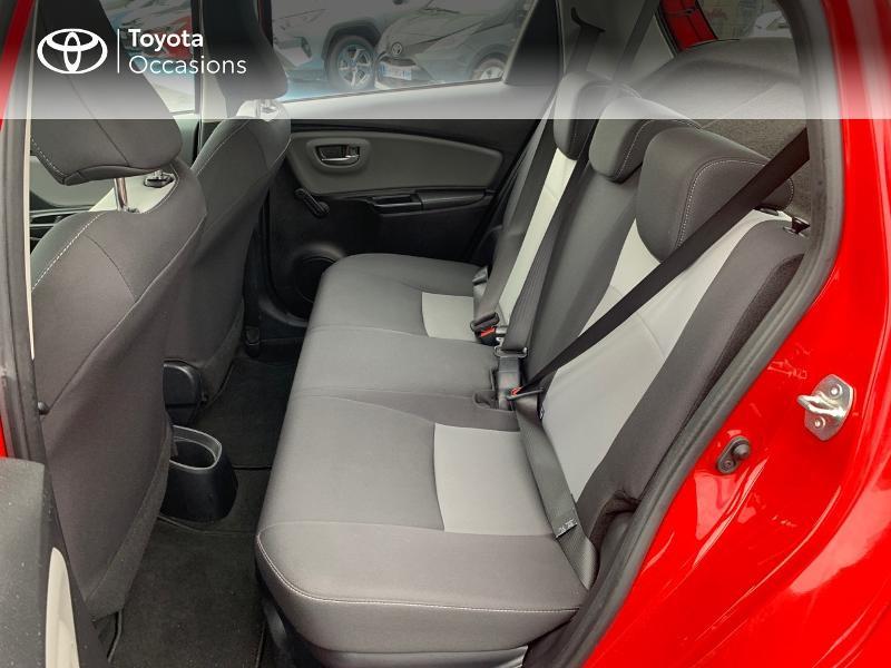 Photo 12 de l'offre de TOYOTA Yaris 100h France 5p à 12980€ chez Altis - Toyota Vannes