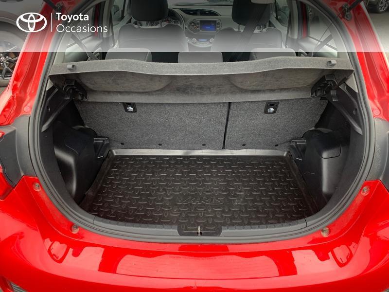 Photo 10 de l'offre de TOYOTA Yaris 100h France 5p à 12980€ chez Altis - Toyota Vannes