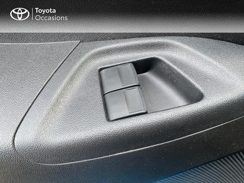 Photo 21 de l'offre de TOYOTA Aygo 1.0 VVT-i 69ch x-wave 2 5p à 8980€ chez Altis - Toyota Vannes