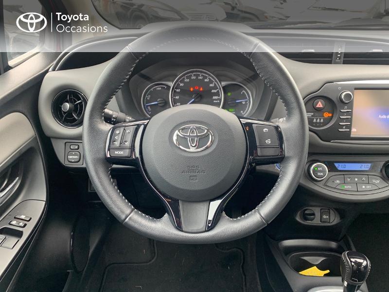 Photo 9 de l'offre de TOYOTA Yaris 100h France 5p à 12980€ chez Altis - Toyota Vannes
