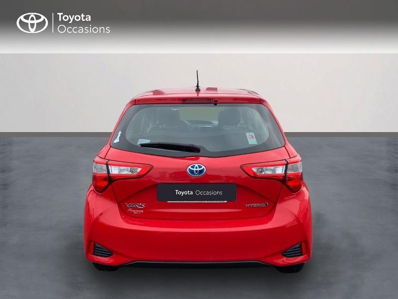 Photo 4 de l'offre de TOYOTA Yaris 100h France 5p à 12980€ chez Altis - Toyota Vannes