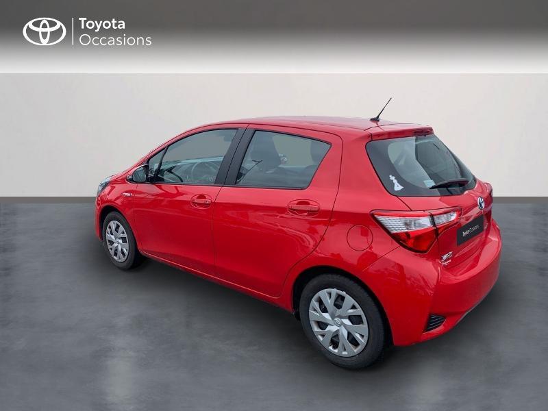 Photo 2 de l'offre de TOYOTA Yaris 100h France 5p à 12980€ chez Altis - Toyota Vannes