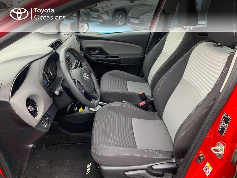 Photo 11 de l'offre de TOYOTA Yaris 100h France 5p à 12980€ chez Altis - Toyota Vannes