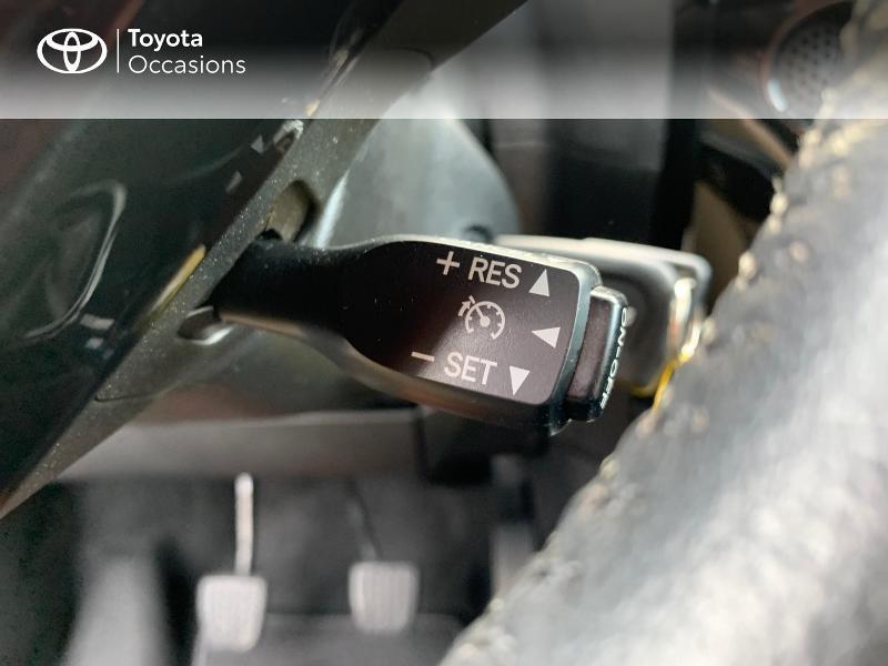 Photo 20 de l'offre de TOYOTA Aygo 1.0 VVT-i 69ch x-wave 2 5p à 8980€ chez Altis - Toyota Vannes