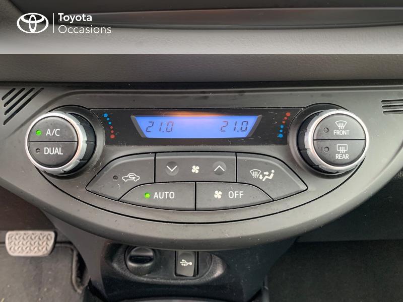 Photo 22 de l'offre de TOYOTA Yaris 100h France 5p à 12980€ chez Altis - Toyota Vannes