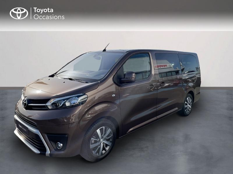Toyota PROACE Verso Long 1.5 120 D-4D Dynamic MY20 Diesel rich oak Occasion à vendre