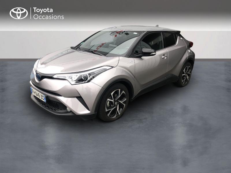 Photo 1 de l'offre de TOYOTA C-HR 122h Design 2WD E-CVT RC18 à 22890€ chez Altis - Toyota Vannes