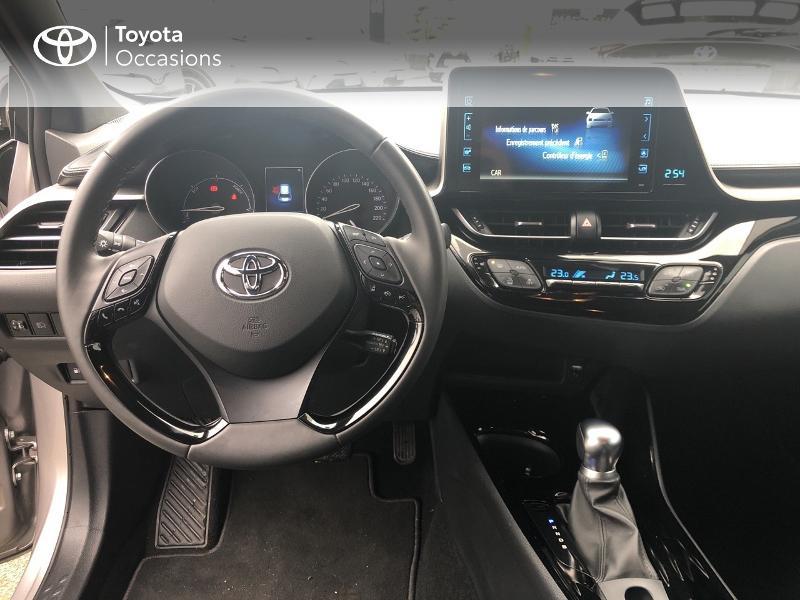 Photo 5 de l'offre de TOYOTA C-HR 122h Design 2WD E-CVT RC18 à 22890€ chez Altis - Toyota Vannes