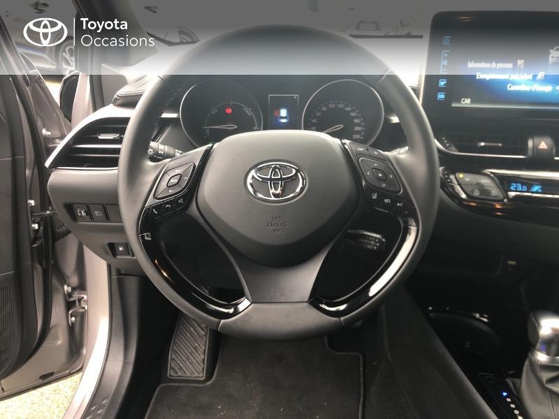 Photo 6 de l'offre de TOYOTA C-HR 122h Design 2WD E-CVT RC18 à 22890€ chez Altis - Toyota Vannes