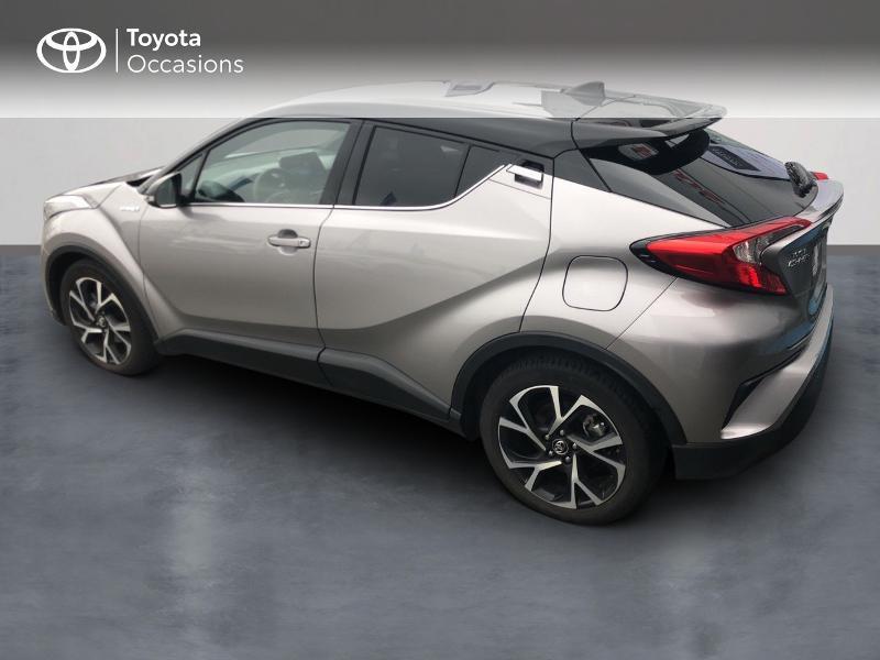 Photo 2 de l'offre de TOYOTA C-HR 122h Design 2WD E-CVT RC18 à 22890€ chez Altis - Toyota Vannes
