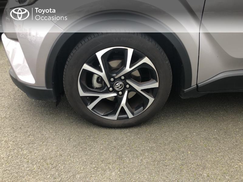 Photo 4 de l'offre de TOYOTA C-HR 122h Design 2WD E-CVT RC18 à 22890€ chez Altis - Toyota Vannes