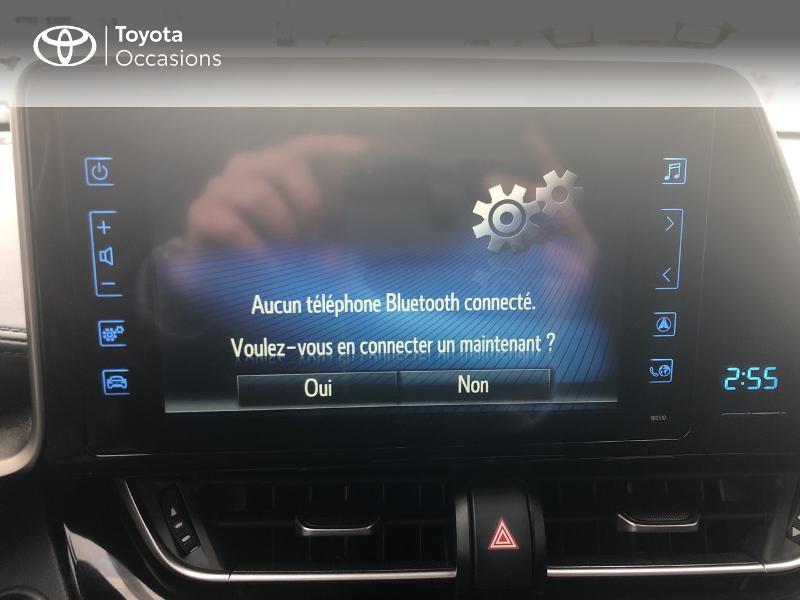 Photo 7 de l'offre de TOYOTA C-HR 122h Design 2WD E-CVT RC18 à 22890€ chez Altis - Toyota Vannes