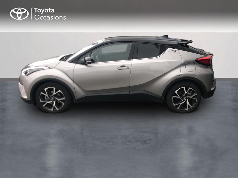 Photo 3 de l'offre de TOYOTA C-HR 122h Design 2WD E-CVT RC18 à 22890€ chez Altis - Toyota Vannes