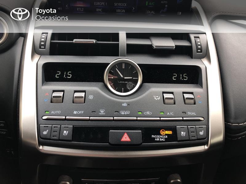 Photo 11 de l'offre de LEXUS NX 300h 4WD F SPORT Executive Euro6d-T à 44980€ chez Altis - Toyota Vannes