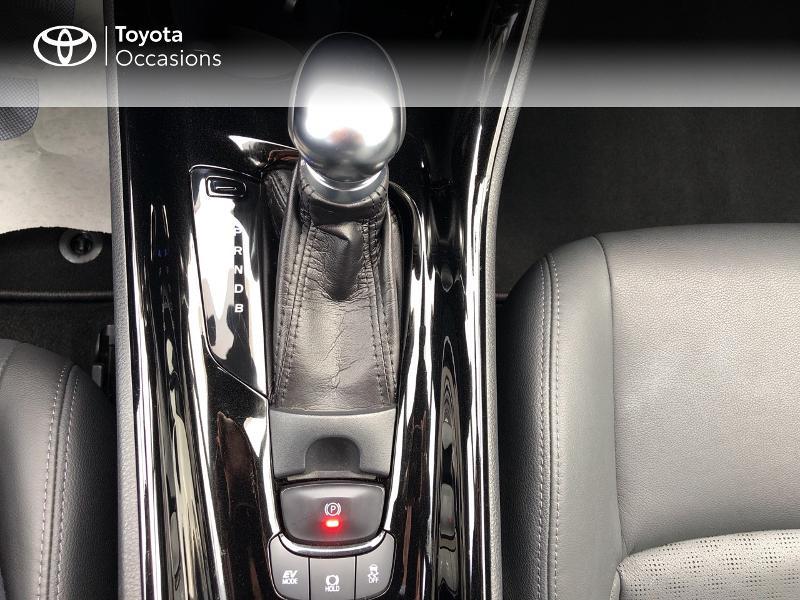 Photo 9 de l'offre de TOYOTA C-HR 122h Graphic 2WD E-CVT RC18 à 23980€ chez Altis - Toyota Vannes