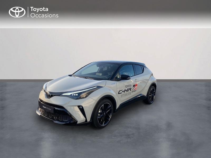 Toyota C-HR 184h GR-Sport 2WD E-CVT MY20 Hybride gris chrome Occasion à vendre