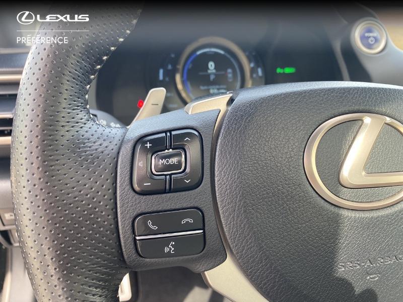 Photo 20 de l'offre de LEXUS RC 300h F SPORT Executive à 39980€ chez Altis - Toyota Vannes