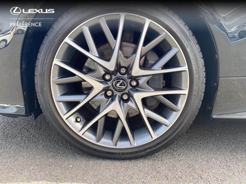 Photo 16 de l'offre de LEXUS RC 300h F SPORT Executive à 39980€ chez Altis - Toyota Vannes