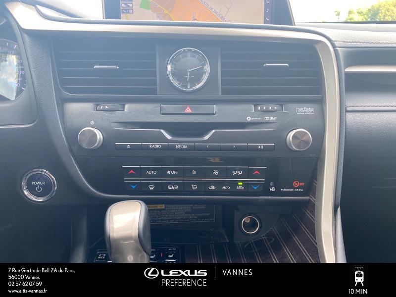 Photo 11 de l'offre de LEXUS RX 450h 4WD Executive à 39980€ chez Altis - Toyota Vannes