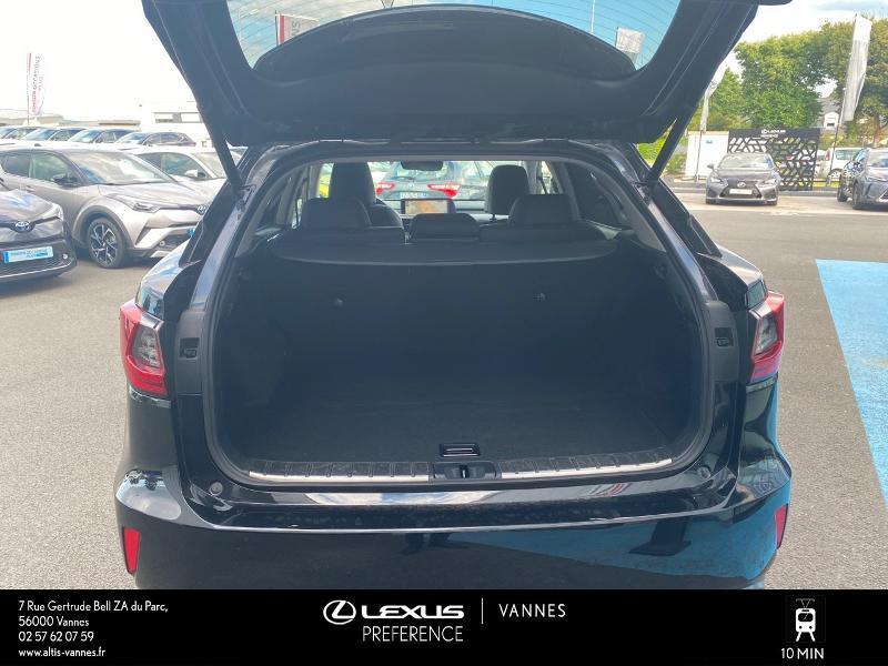 Photo 15 de l'offre de LEXUS RX 450h 4WD Executive à 39980€ chez Altis - Toyota Vannes