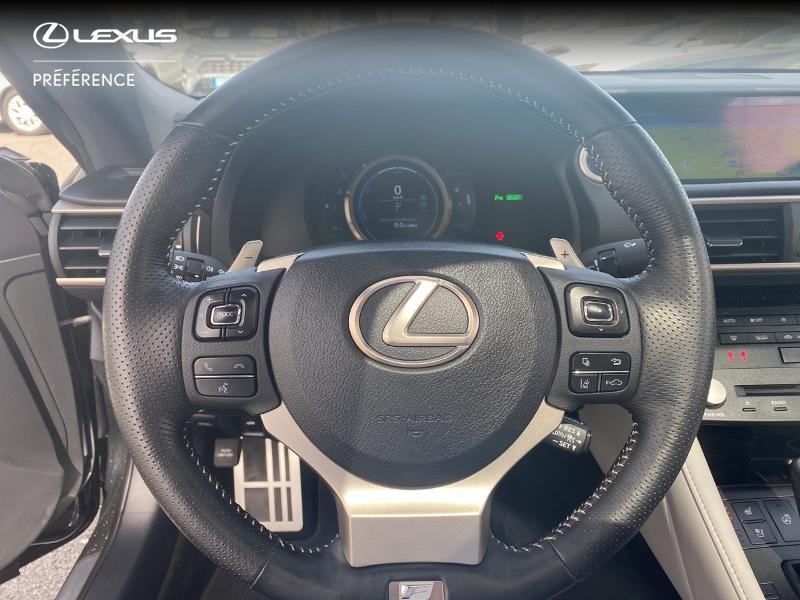 Photo 9 de l'offre de LEXUS RC 300h F SPORT Executive à 39980€ chez Altis - Toyota Vannes