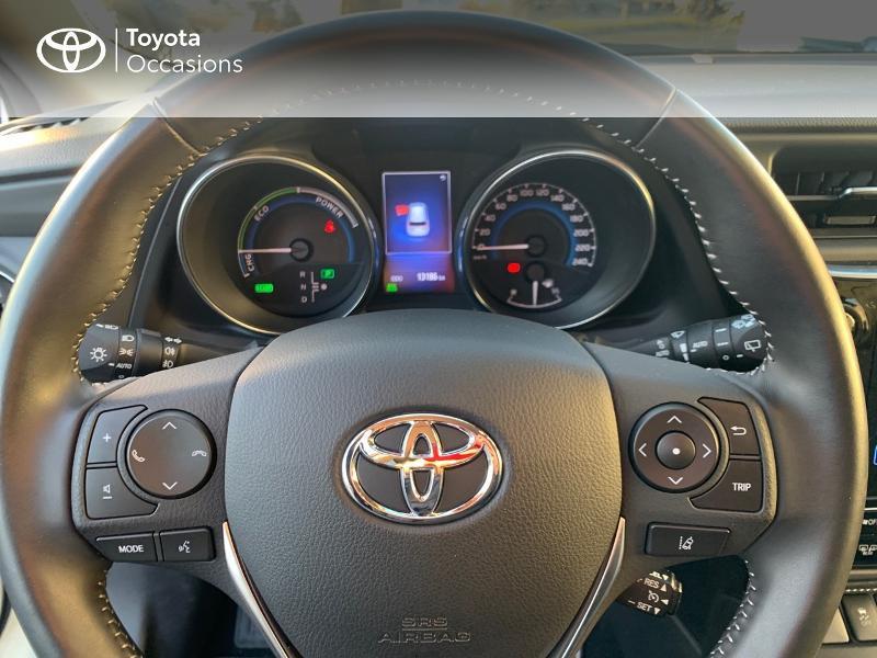 Photo 13 de l'offre de TOYOTA Auris HSD 136h Collection RC18 à 19490€ chez Altis - Toyota Vannes