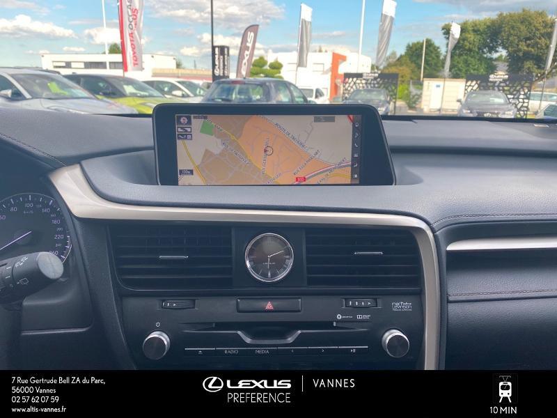 Photo 7 de l'offre de LEXUS RX 450h 4WD Executive à 39980€ chez Altis - Toyota Vannes