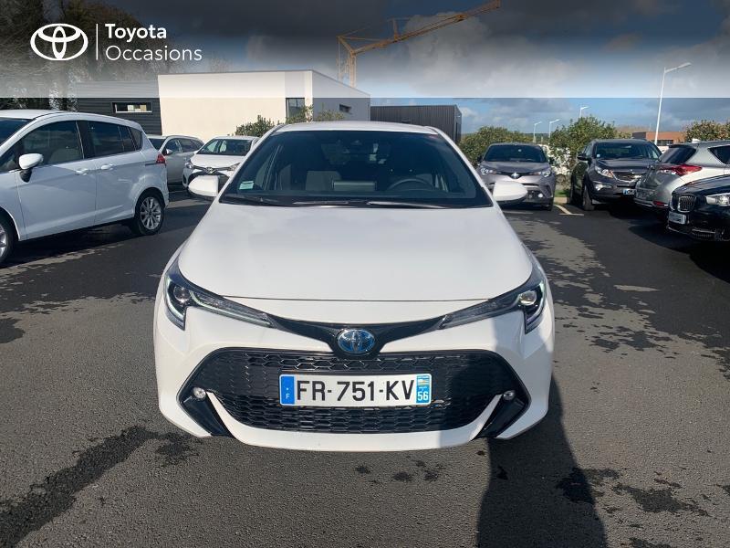 Photo 5 de l'offre de TOYOTA Corolla 122h Design MY20 à 24980€ chez Altis - Toyota Vannes