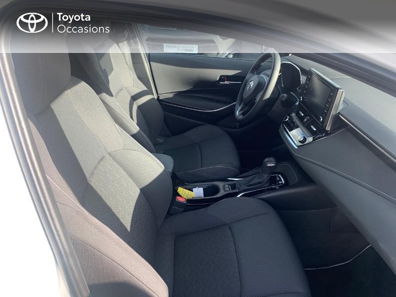 Photo 6 de l'offre de TOYOTA Corolla 122h Design MY20 à 24980€ chez Altis - Toyota Vannes