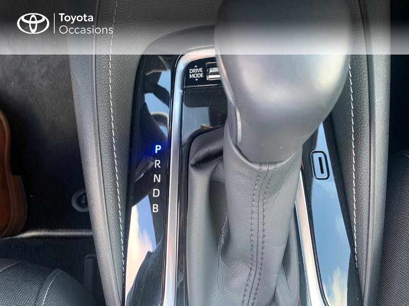 Photo 23 de l'offre de TOYOTA Corolla 122h Design MY20 à 24980€ chez Altis - Toyota Vannes