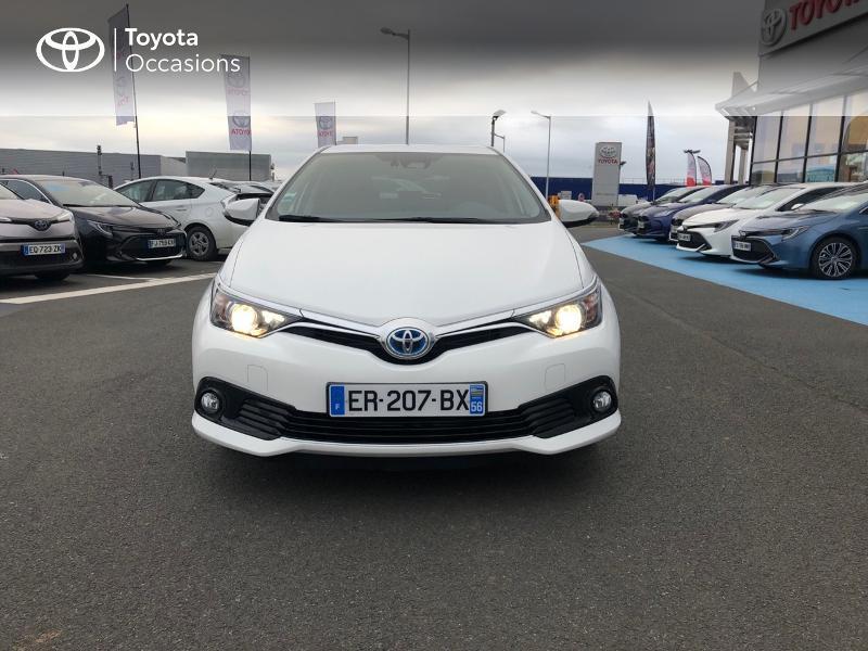 Photo 28 de l'offre de TOYOTA Auris HSD 136h Design à 17490€ chez Altis - Toyota Vannes