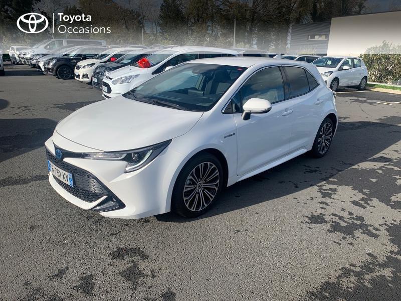 Photo 1 de l'offre de TOYOTA Corolla 122h Design MY20 à 24980€ chez Altis - Toyota Vannes