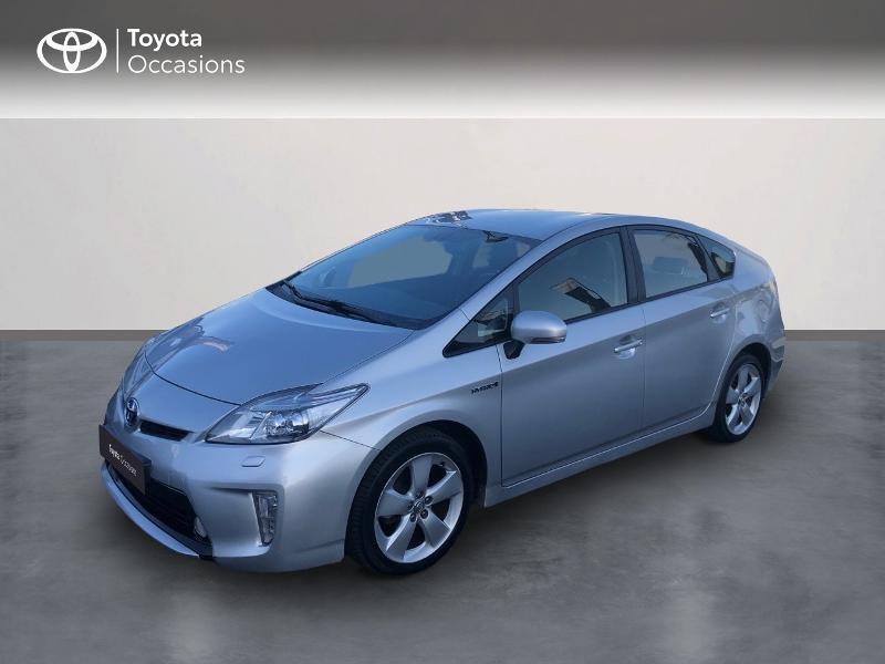 Toyota Prius 136h Lounge 17 Hybride GRIS ALUMINIUM Occasion à vendre