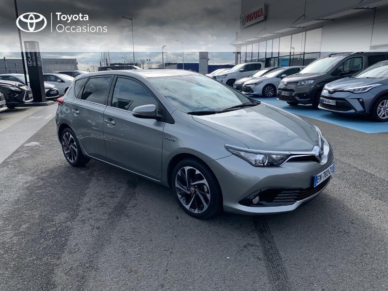 Photo 19 de l'offre de TOYOTA Auris HSD 136h Design à 16690€ chez Altis - Toyota Vannes