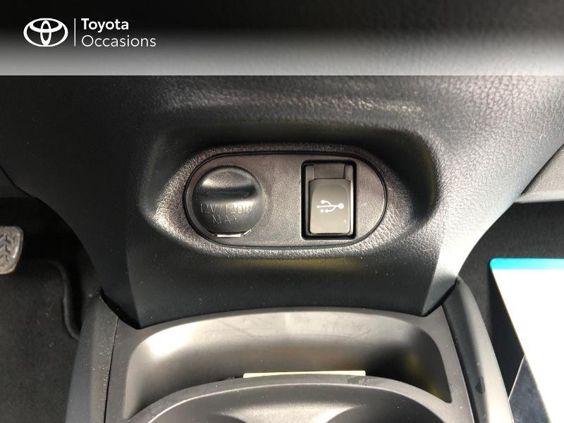 Photo 21 de l'offre de TOYOTA Yaris 100h France Business 5p RC18 à 14980€ chez Altis - Toyota Vannes