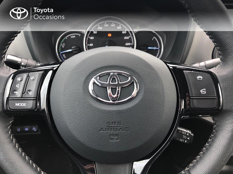 Photo 13 de l'offre de TOYOTA Yaris 100h France Business 5p RC18 à 14980€ chez Altis - Toyota Vannes