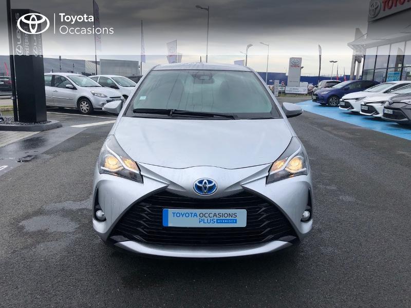 Photo 28 de l'offre de TOYOTA Yaris 100h France Business 5p RC18 à 14980€ chez Altis - Toyota Vannes