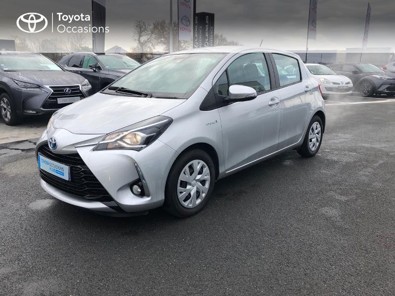 Photo 24 de l'offre de TOYOTA Yaris 100h France Business 5p RC18 à 14980€ chez Altis - Toyota Vannes