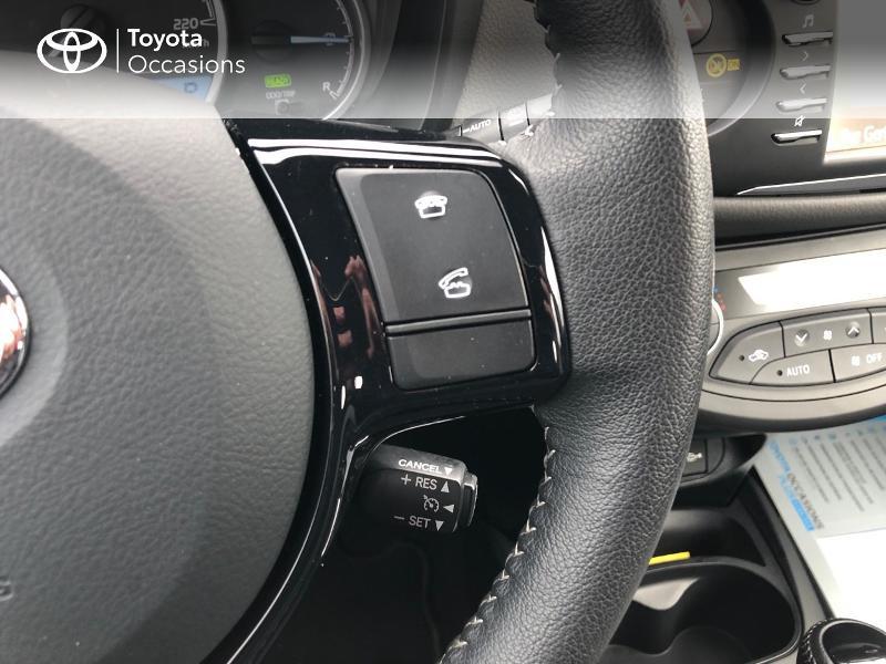 Photo 20 de l'offre de TOYOTA Yaris 100h France Business 5p RC18 à 14980€ chez Altis - Toyota Vannes