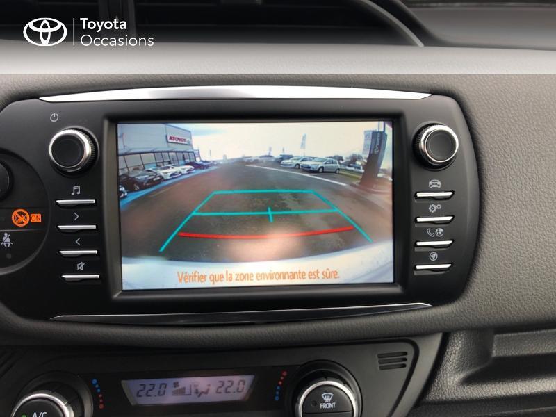 Photo 18 de l'offre de TOYOTA Yaris 100h France Business 5p RC18 à 14980€ chez Altis - Toyota Vannes