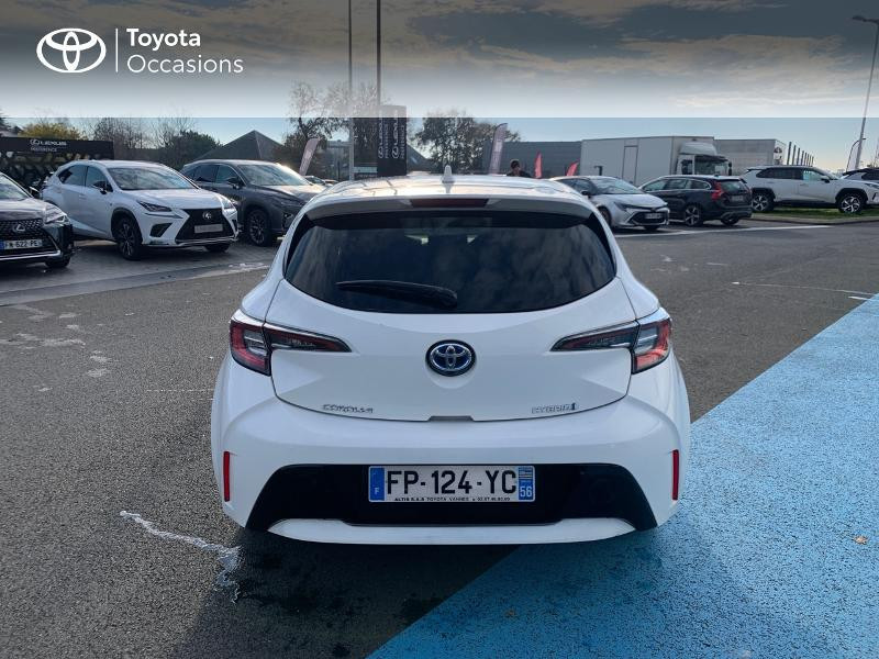 Photo 28 de l'offre de TOYOTA Corolla 122h Design MY20 à 24980€ chez Altis - Toyota Vannes