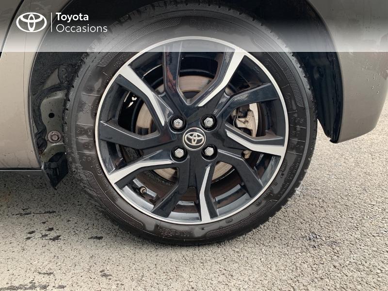 Photo 4 de l'offre de TOYOTA Yaris 100h Collection 5p à 13980€ chez Altis - Toyota Vannes
