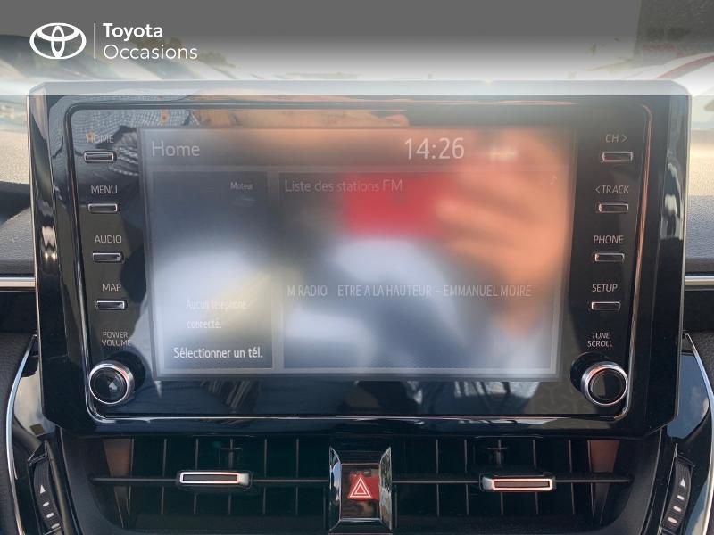 Photo 15 de l'offre de TOYOTA Corolla 122h Design MY20 à 24980€ chez Altis - Toyota Vannes