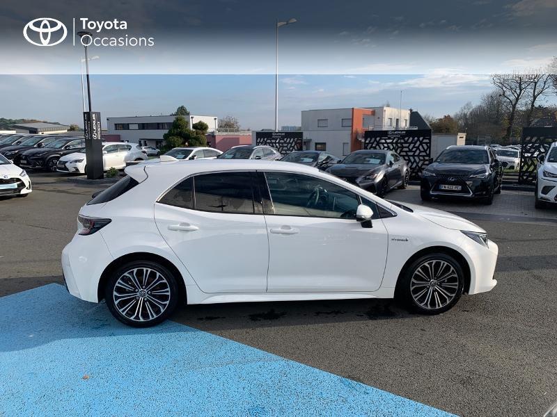 Photo 17 de l'offre de TOYOTA Corolla 122h Design MY20 à 24980€ chez Altis - Toyota Vannes