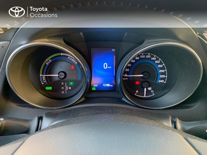Photo 14 de l'offre de TOYOTA Auris HSD 136h Collection RC18 à 19490€ chez Altis - Toyota Vannes