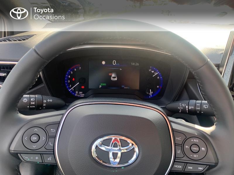 Photo 13 de l'offre de TOYOTA Corolla 122h Design MY20 à 24980€ chez Altis - Toyota Vannes