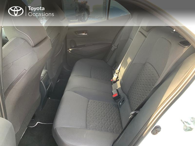 Photo 12 de l'offre de TOYOTA Corolla 122h Design MY20 à 24980€ chez Altis - Toyota Vannes